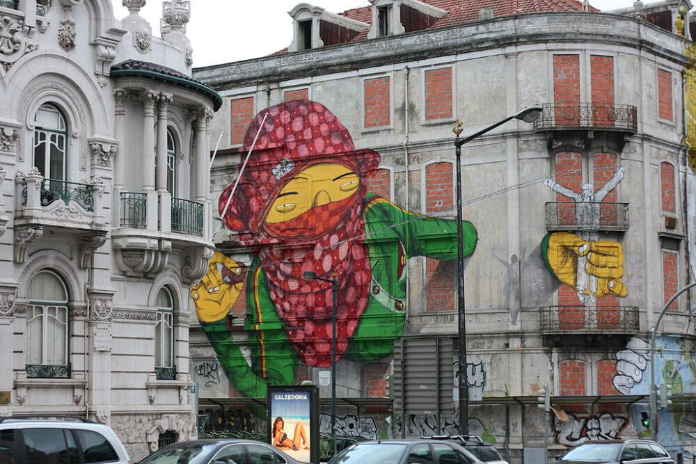 murales os gemeos
