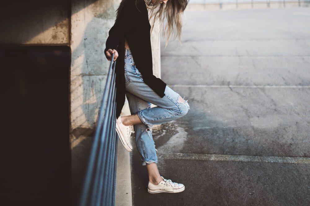 La storia dei jeans