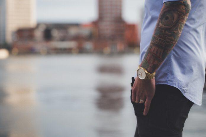 tatuaggi maschili foto